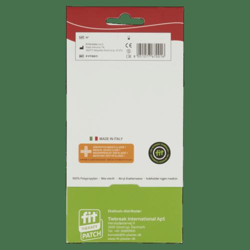 FIT Smerteplaster Universal (10 stk.)