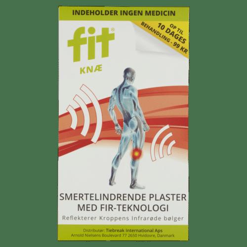 FIT Smerteplaster Knæ