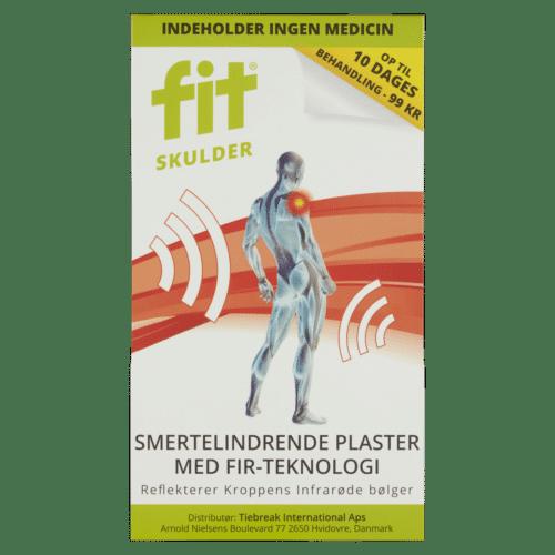 FIT Smerteplaster Skulder