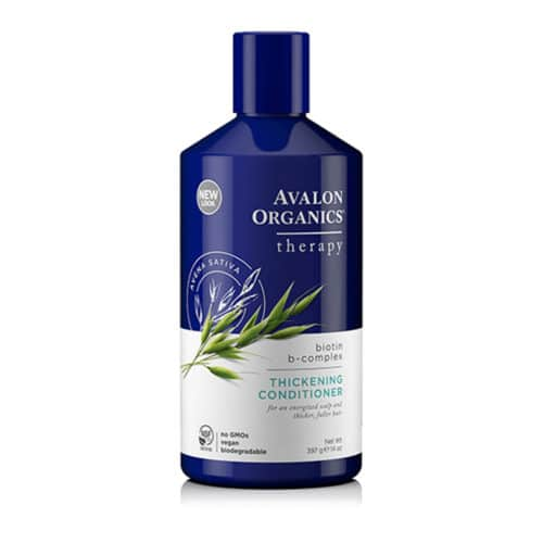 Avalon Økologisk Conditioner Biotin B-Complex Thickening (414 ml.)
