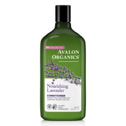 Avalon Økologisk Conditioner Lavender Nourishing