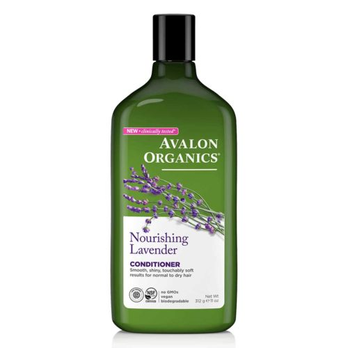 Avalon Økologisk Conditioner Lavender Nourishing
