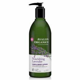 Avalon Økologisk Hånd- og kropslotion Lavender Rejuvenating