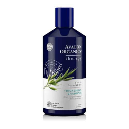 Avalon Økologisk Shampoo Biotin B-Complex Thickening (414 ml.)