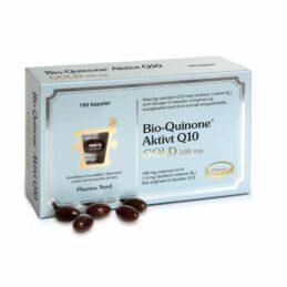 Bio-Quinone 100 mg 180stk Q10 Aktiv Gold