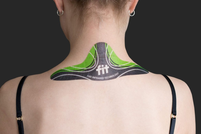 Smerteplaster til nakke